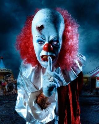 Wicked Clown - Obrázkek zdarma pro 360x640
