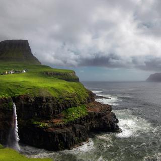 Faroe Islands - Obrázkek zdarma pro iPad mini