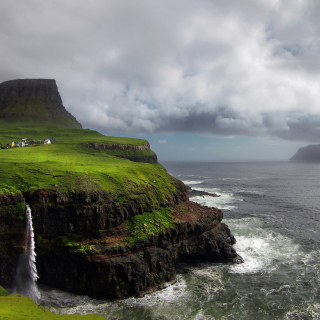 Faroe Islands - Obrázkek zdarma pro 2048x2048