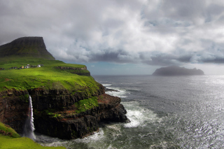 Faroe Islands sfondi gratuiti per cellulari Android, iPhone, iPad e desktop