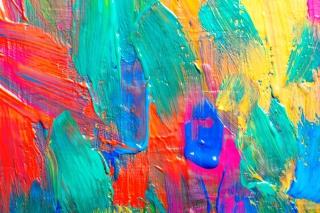 Acrylic Paint - Obrázkek zdarma pro 220x176