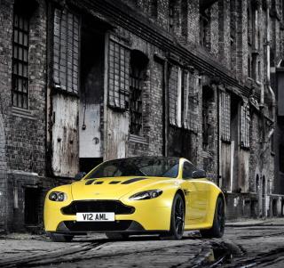 Aston Martin - Obrázkek zdarma pro 2048x2048