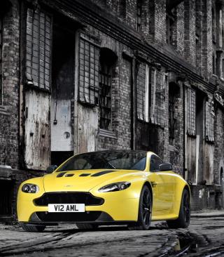 Aston Martin - Obrázkek zdarma pro Nokia C-Series