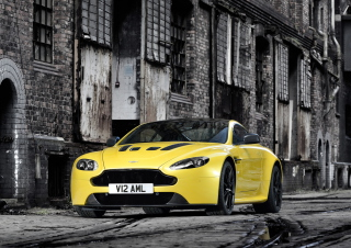 Aston Martin - Obrázkek zdarma pro Nokia Asha 205