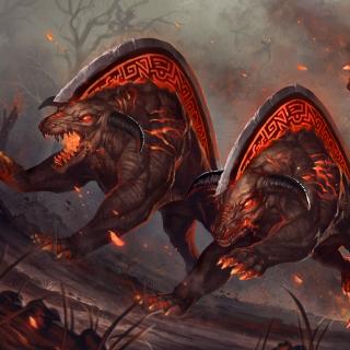 Heroes of Newerth - Obrázkek zdarma pro iPad 3