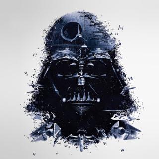 Darth Vader Star Wars - Obrázkek zdarma pro iPad mini