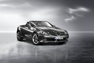 Free Mercedes-Benz SLK Grand Edition Picture for Android, iPhone and iPad