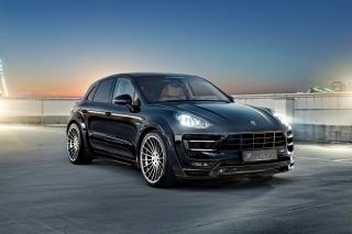 Porsche Macan S Hamann - Obrázkek zdarma pro HTC Desire