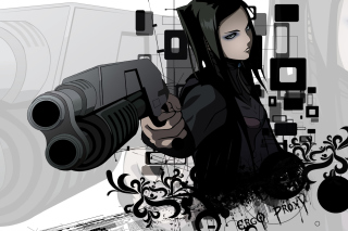 Re L Mayer, Ergo Proxy Picture for Android, iPhone and iPad