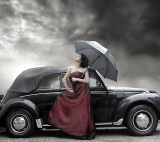 Classic Car - Obrázkek zdarma pro iPad mini