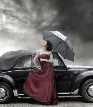 Classic Car - Obrázkek zdarma pro Nokia Asha 203