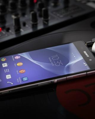 Business Mobile Phone Sony Xperia Z2 - Obrázkek zdarma pro Nokia C2-06