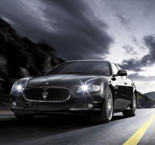 Maserati Quattroporte Sport GT S - Obrázkek zdarma pro iPad
