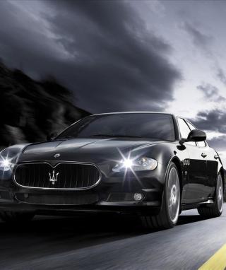 Maserati Quattroporte Sport GT S - Obrázkek zdarma pro iPhone 4