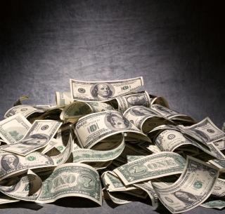 United States Dollar - USD - Obrázkek zdarma pro iPad 3