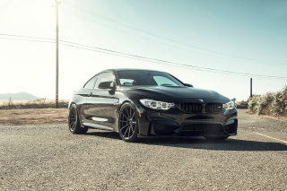 BMW M4 Vorsteiner Background for Android, iPhone and iPad