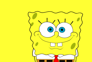 Sponge Bob - Obrázkek zdarma pro Fullscreen Desktop 1600x1200