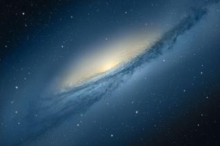 Galaxy - Obrázkek zdarma pro 720x320