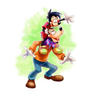 Goofy - Obrázkek zdarma pro 208x208
