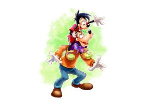 Goofy - Obrázkek zdarma pro 1600x900