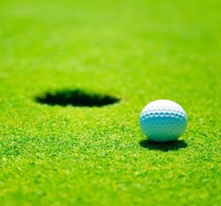 Golf Ball - Obrázkek zdarma pro iPad Air