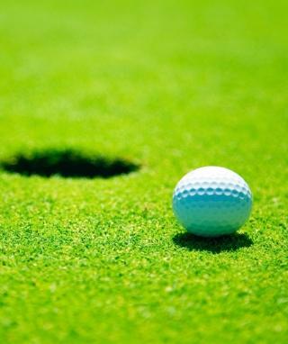 Golf Ball - Obrázkek zdarma pro Nokia X1-01