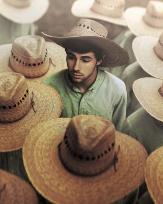 Mexican Hats - Obrázkek zdarma pro Nokia C-5 5MP
