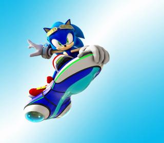 Sonic HD - Obrázkek zdarma pro iPad