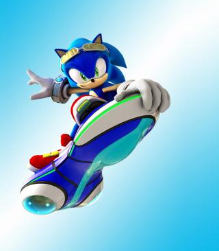 Sonic HD - Obrázkek zdarma pro iPhone 3G