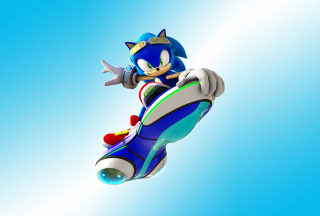 Sonic HD - Obrázkek zdarma pro HTC Hero