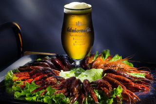 Beer and Crawfish - Obrázkek zdarma pro Widescreen Desktop PC 1920x1080 Full HD