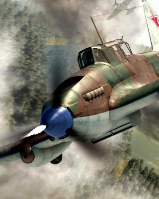 Il 2 Shturmovik Ground Attack Aircraft - Obrázkek zdarma pro Nokia Asha 305