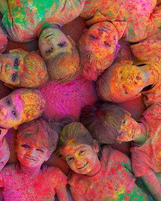 Kids Having Fun - Obrázkek zdarma pro Nokia Asha 501