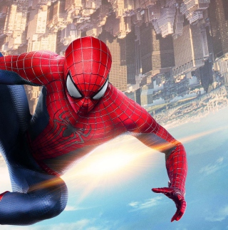 Amazing Spider Man 2 - Obrázkek zdarma pro iPad mini