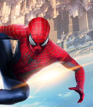 Amazing Spider Man 2 - Obrázkek zdarma pro Nokia Asha 305