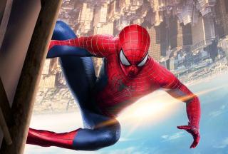 Amazing Spider Man 2 - Obrázkek zdarma pro Motorola DROID