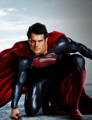 Superman Comics - Obrázkek zdarma pro Nokia Asha 202