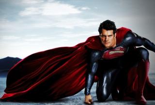 Superman Comics - Obrázkek zdarma pro 640x480