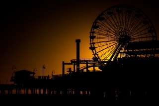 Free Santa Monica, California Picture for Android, iPhone and iPad