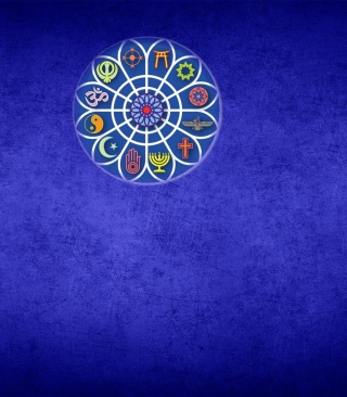 Unity of Religions - Obrázkek zdarma pro Nokia Asha 309