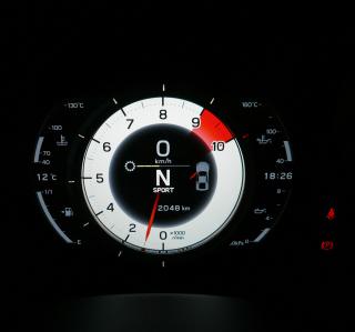Lexus LFA Tachometer - Obrázkek zdarma pro 2048x2048