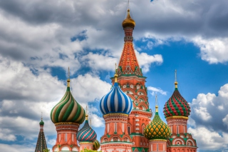 Free Saint Basil's Cathedral - Red Square Picture for Android, iPhone and iPad