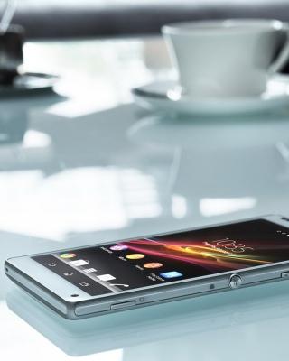 Sony Xperia Z - Obrázkek zdarma pro Nokia 5233