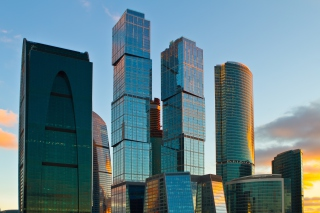 Moscow City - Fondos de pantalla gratis para Widescreen Desktop PC 1920x1080 Full HD
