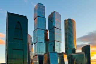 Moscow City - Obrázkek zdarma pro 2880x1920