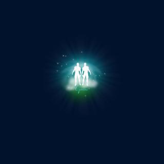 Gemini Men - Obrázkek zdarma pro iPad Air
