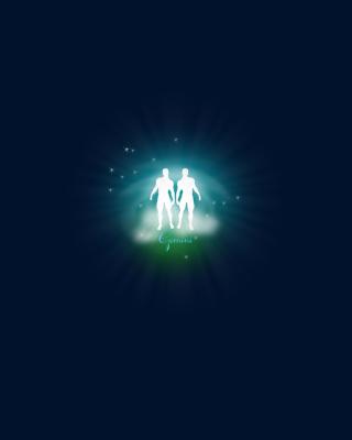 Gemini Men - Obrázkek zdarma pro Nokia 206 Asha