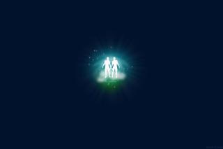Gemini Men - Obrázkek zdarma pro Nokia Asha 205