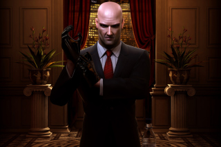 Hitman: Blood Money Background for Android, iPhone and iPad