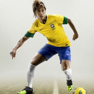 Neymar da Silva Santos - Obrázkek zdarma pro 208x208